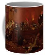 The Reverend Geoffrey Shovel, Chaplain Coffee Mug