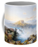The Rhine Falls At Schaffhausen Coffee Mug