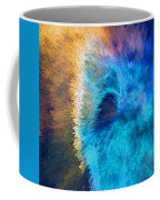 The Right Direction - Abstract Art By Sharon Cummings Coffee Mug