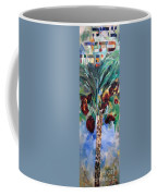 The Righteous Will Flourish Like The Date Palm Tree Coffee Mug