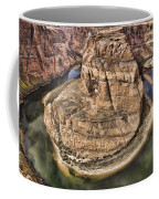 The River Did It Coffee Mug by Heather Applegate