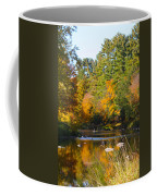 The River Flows Coffee Mug