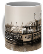 The River Lady Toms River New Jersey Coffee Mug