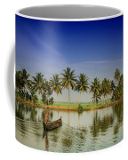 The River Man Coffee Mug