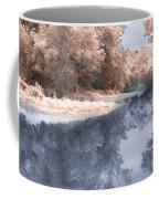 The River - Near Infrared Coffee Mug