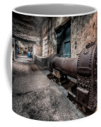 The Riveted Boiler Coffee Mug