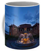 The Riviera On Geneva Lake Wi Coffee Mug