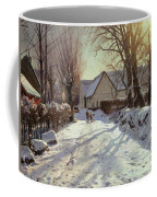 The Road Home Coffee Mug by Peder Monsted