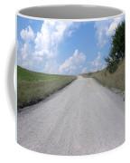 The Road To Heaven Coffee Mug