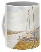 The Road To Nieuport Coffee Mug