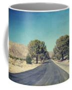 The Roads We Travel Coffee Mug