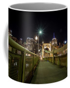 The Roberto Clemente Bridge Coffee Mug