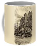 The Rocket Sepia Coffee Mug
