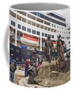 The Rock Ketchikan Alaska  Coffee Mug