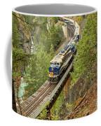 The Rocky Mountaineer Train Coffee Mug