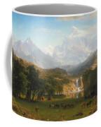 The Rocky Mountains Landers Peak Coffee Mug