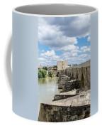 The Roman Bridge Of Cordoba  Coffee Mug