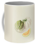 The Romana Melon Coffee Mug by William Hooker