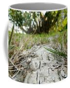 The Root Of Happiness Coffee Mug