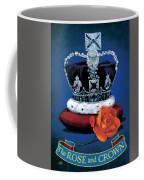 The Rose & Crown Coffee Mug