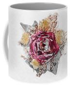 The Rose Coffee Mug by Susan Leggett