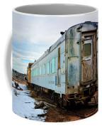 The Roundhouse Evanston Wyoming Dining Car - 1 Coffee Mug
