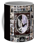 The Royal Connaught Crest Photo Collage Coffee Mug