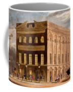 The Royal Couborg Theatre, 1826 Coffee Mug