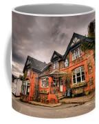 The Royal Oak At Dunsford Coffee Mug