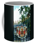 The Royal Seal Of Hawaii Coffee Mug