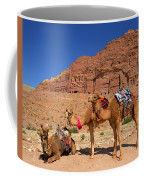 The Royal Tombs Coffee Mug