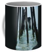 The Ruins Of The 59th Street Pier  Coffee Mug