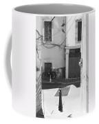 The Runner  Coffee Mug