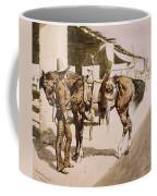 The Rural Guard Mexico Coffee Mug