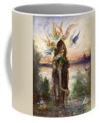 The Sacred Elephant Coffee Mug