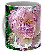 The Sacred Lotus  Coffee Mug