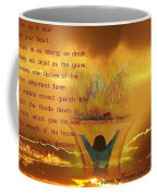 The Sacrifice Of Praise Coffee Mug