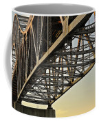 The Sagamore Bridge Coffee Mug by Luke Moore