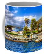 The Sagamore Hotel On Lake George Coffee Mug