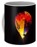The Saguaro Balloon  Coffee Mug