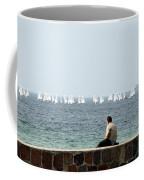 The Sailor With No Boat Coffee Mug
