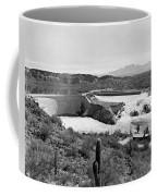 The Salt River In Arizona Coffee Mug
