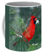 The Santa Bird Coffee Mug