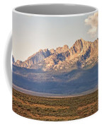 The Sawtooths' Coffee Mug by Robert Bales
