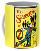 The Scarecrow Of Oz Coffee Mug
