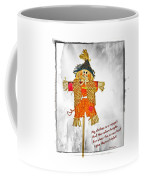 The Scarecrow Coffee Mug by Susan Leggett