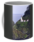 The Scenic Lighthouse Coffee Mug