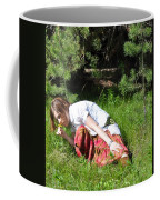 The Scent Of The Dandelion Coffee Mug