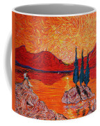The Scot And The Mermaid Coffee Mug