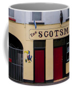 The Scottsmans Bar - Donegal Ireland Coffee Mug